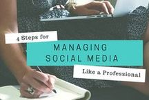 Managing Social Media / How do we make it all work, together? Learn how to organize and measure your social media channels