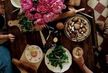 Dine Together / Celebrating the beauty of cooking and eating with people you love.