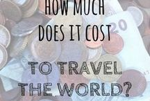 How much does it cost to travel around the world? / We've travelled to many countries over the last few years, here's the lowdown on how much it all cost... Travel costs   cost of travel   how much?   Flight prices