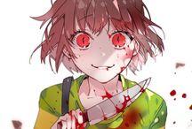 Horror manga and anime