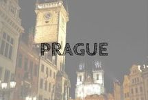 Prague / As part of our 2016 European travel plans we're off to the amazing #Prague. Here's what we can't wait to see and do...