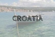 Croatia / We spent 6 weeks in Croatia in 2016 - here are our tips and some inspiration about travel in Croatia Croatia | Europe travel | Croatia Travel | Visit Croatia #croatia #croatiatravel #travelcroatia