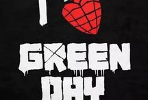 Green day ❤️❤️❤️ / Green day is one of my favourite bands!!