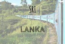 Sri Lanka / Articles, photos and inspiration about Sri Lanka