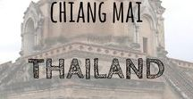 Chiang Mai, Thailand / We've made Chiang Mai our home for the better part of a year, it's such a great place to live! Chiang Mai | Chiang Mai, Thailand | Northern Thailand | Living in Chiang Mai #chiangmai #thailand #chiangmailife