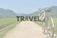 Travel / As I'm sure you know, we love to travel, here are some pins we find useful!