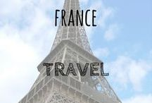 France Travel / There's so much to see and do in France, we've spent many childhood holidays in the country, here are the places we'd love to go in France :-)