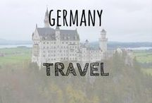 Germany Travel / Have you been to Germany? It's seems to be one of those countries that has it all, here are a few places we've been to or would like to go to in Germany :-) Germany Travel | Travel in Germany | Europe Travel | Germany | Travel | Europe | Deutchland #germanytravel #travelgermany #visitgermany #europetravel