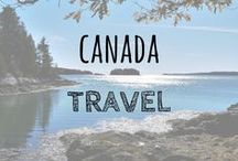 Canada Travel / All about Canada Travel!