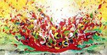 Art up to date by Mario Reinhold / Aktuelle Kunst von Mario Reinhold