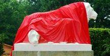 Sculptures by Mario Reinhold / Skulpturen