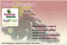 Resveratrol Information and Supplements