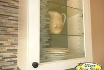 Cabinet Glass for your Kitchen