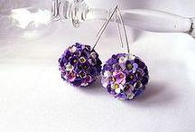 Flower jewelery