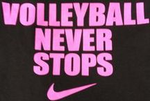 "Live. Love. Volleyball. ♥ / Volleyball...my absolute passion! ""The more floor burns you have, the better you're doing"" ♥ / by Bailey Payne"