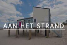 Aan het Strand / Leuke accommodaties op of aan het strand