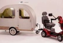 Originele caravans en pipowagens / Mooie, leuke, grappige en vooral originele caravans en pipowagens. Om bij weg te dromen...!