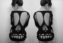 DIY Clothes & Fabric / Kläder & Tyg