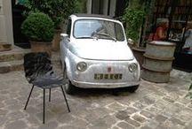 Dent Chair in Paris (Merci, Maison et Objet 2013) / http://www.blastation.com/