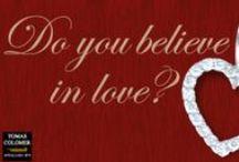Do you believe in love? / Romantic jewelry   Joyas románticas   Joies romàntiques Descubre la colección más románticas de Tomas Colomer