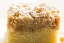 Coffee Cakes⊙Loaves⊙Cupcakes / 15 pin limit per day / by marie fricchione