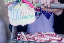 100 Days of School / Activities, worksheets, printables, and lesson plans to celebrate the 100th day of school.