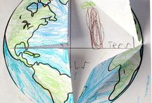 Earth Day / Earth day lessons, ideas, resources, games, printables, craftivities, activities, and more for K-6 teachers.