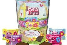Celebrate the Resurrection! / Beautiful Easter Gifts to share with family and friends!