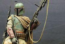 Boba Fett / Boba Fett  Star Wars