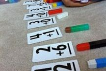 K-2 Math Teaching Ideas / This board is for K-2 math lessons, resources, activities, and ideas. You must pin 2 free ideas or product pins for every 1 paid pin. / by New England Teacher