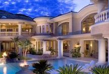 Luxury ☆ Dream ☆ Homes~2 / pin limit is 15 per day...thank you / by marie fricchione