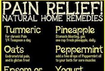 Pain Relief / Do aches and pains have you thinking you're not as young as you used to be? You can turn to natural healing herbs to bring relief without the side effects. This Board contains the Best All Natural Health products and supplements for Natural Pain Relief. / by Best All Natural Health