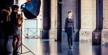 Backstage - Photo - Video - Shooting Models - Photographe Evian / Photo du set, de l'environnement du shooting du jour, garder une trace  http://webmalin.ch/project/images-videos-backstages/