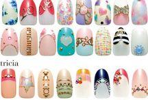 Modelos / Modelos de uñas