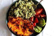 HCLF / High Carb Low Fat vegan recipes