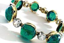 emerald   / colour board   art • fashion • gemstone    jewel in emerald green