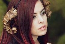 The Fairy Goth style / Dark & magical