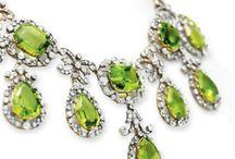 peridot   / colour board    art • fashion • gemstone   jewel in peridot green   lime green