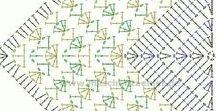 Shawls, scarves - crochet