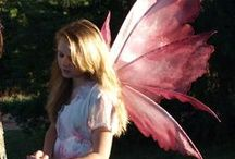 Fae style / Fairy style, inspired by fairies, fantasy, mori, romantic style and so on.