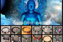 ॐ Crystal Bliss Jewellery ॐ Hand Crafted Spiritual Jewellery / Reiki Charged, Hand made Jewellery and Fertility Jewellery with Spiritual, Reiki, Healing, Yoga and Angel Themes. Facebook https://www.facebook.com/CrystalBlissJewellery Ebay http://stores.ebay.com.au/crystalblissjewellery