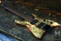 ►►Custom Guitars