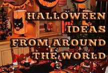 Halloween Ideas from Around the World / Halloween's our favorite celebration of the year and we're often amazed by people's creativeness when it comes to design diy Halloween decorations or find unique costume themes and more. Here's to the most creative and creepiest Halloween ever!