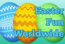 Fun Easter Ideas from Around the World / From fun Easter crafts for kids, unique Easter gifts for kids & adults, to the best Easter decorations & table and more, from around the world.