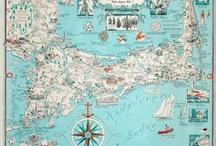 Maps & Compass / by Isabella Lercari