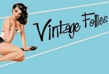 Vintage Follies!!! /  LET'S MAKE OUR BOARD A GREAT BOARD! PIN PIN PIN AND INVITE YOUR FRIENDS! WE'LL MAKE THE DIFFERENCE! If you want to join us just leave a comment on a pin!