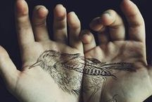tatoos. henna.