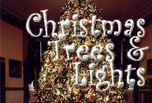 Christmas Tree Ideas / Here I gather the most creative Christmas tree ideas and unique ornaments to embellish your Yuletide focus point I find on the Web. #christmastrees #christmasornaments #treeornaments