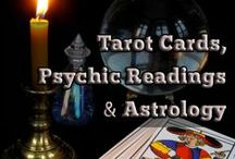 Tarot Cards Reading & Astrology / Did you know that I'm a tarot cards reader? I also teach people how to read tarot cards for themselves... Wanna get some insights? Be my guest. #fortunetelling #tarotcards #astrology #psychicreading #clairvoyance #predictions #cartomancy