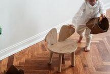 BOLIG * børneværelser / Dejlig inspiration til boligen med børn.